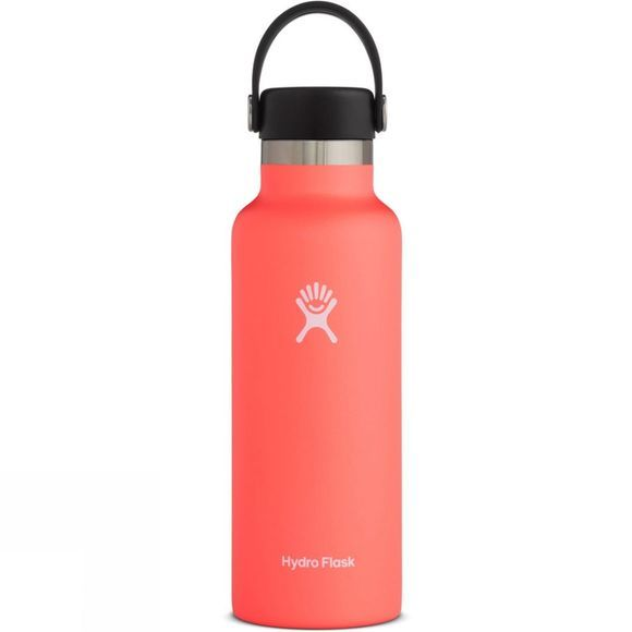 Hydro Flask Standard Mouth 18oz with Flex Cap Hibiscus