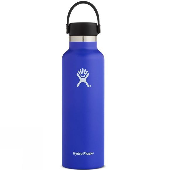 Hydro Flask Standard Mouth 21oz with Flex Cap Blueberry