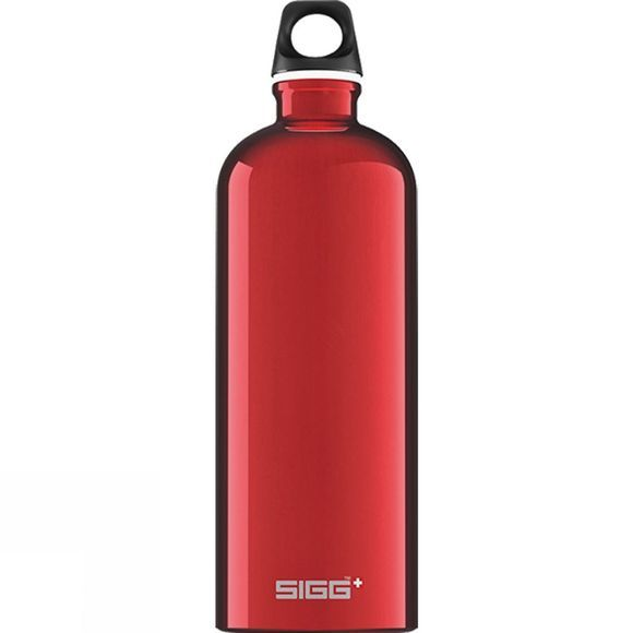 Sigg Traveller Bottle 1.0L Red