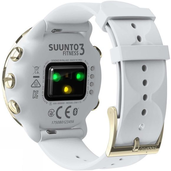Suunto 3 Fitness Watch Gold