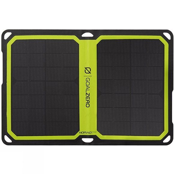 Goal Zero Nomad 7 Plus Solar Panel No Colour