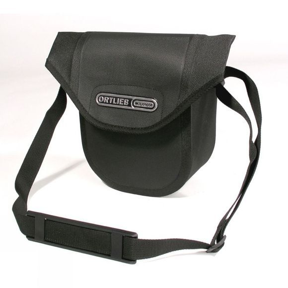 Ortlieb Ultimate6 Handlebar Bag Compact Black/Black