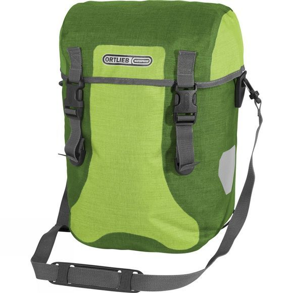 Ortlieb Sport Packer Plus Pannier QL2.1 (Pair) Lime/Moss
