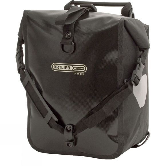 Ortlieb Sport Roller Classic Front Panniers – Pair Black