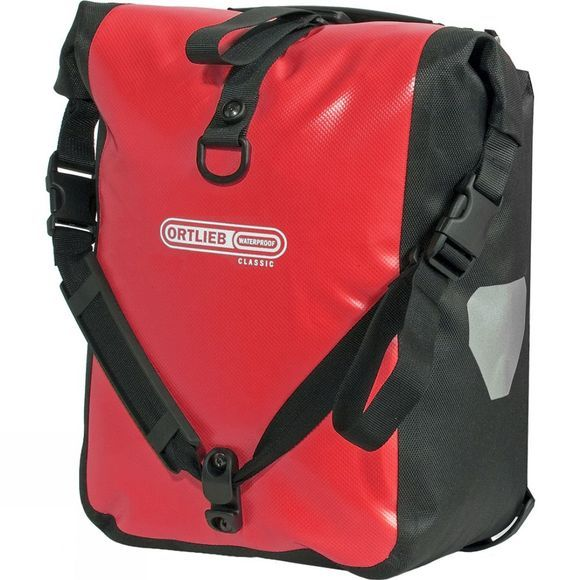 Ortlieb Sport Roller Classic Front Panniers – Pair Red/Black