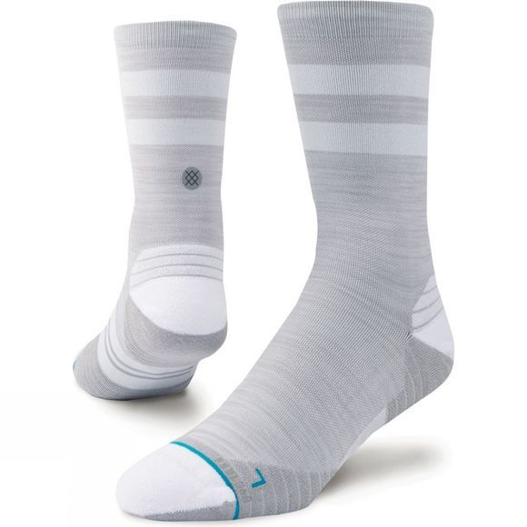 Stance Mens Uncommon Solids Crew Grey