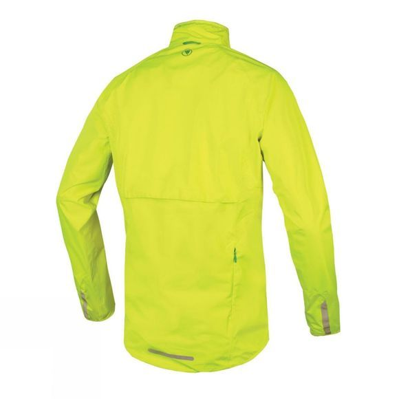 Endura Mens Xtract Jacket Hi-Viz Yellow
