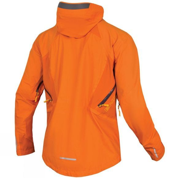 Endura Mens MT500 Waterproof Jacket II Orange