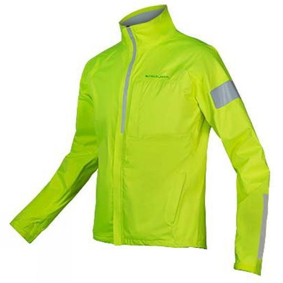 Endura Mens Urban Luminite Jacket Hi Viz Yellow