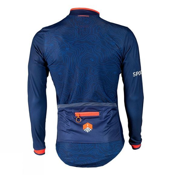Men's Long Sleeve Cross Jersey