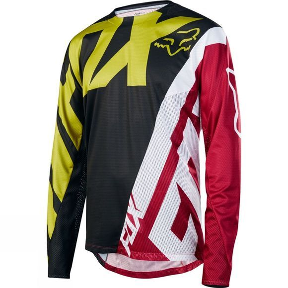 Mens Demo Long Sleeve Jersey