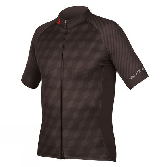 Endura Cubitex Graphic Short Sleeve Jersey Black