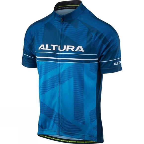 Altura Mens Team SS Jersey BLUE