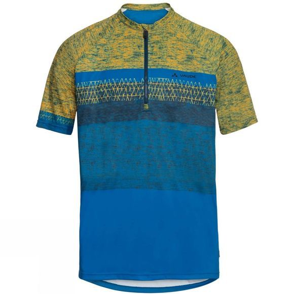Vaude Mens Ligure Shirt Radiate/Baltic