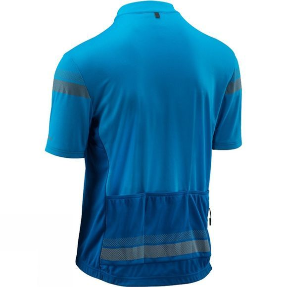 Altura Mens Nightvision Short Sleeve Jersey Blue