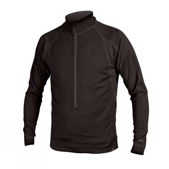 Men's BaaBaa Merino Zip Neck