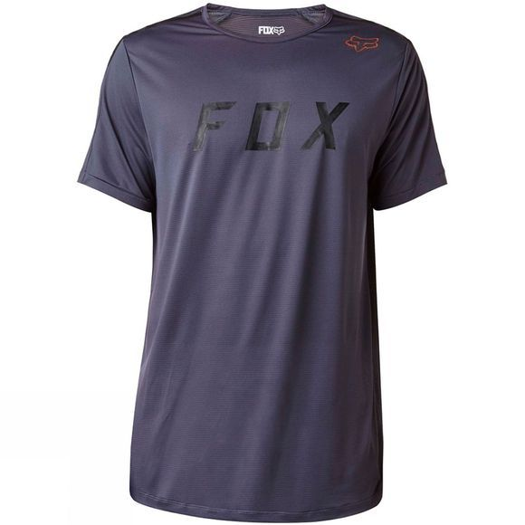 Flexair Moth Short Sleeve Knit Tee