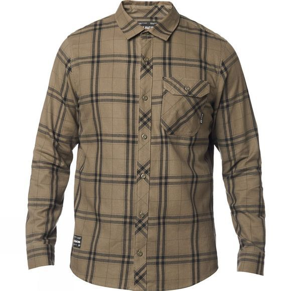 Fox Mens Voyd 2.0 Flannel DIRT