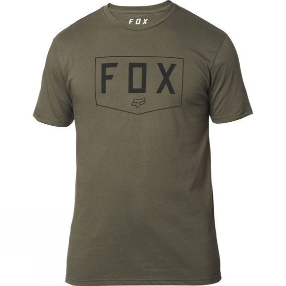 Fox Mens Shield Premium Tee GREEN