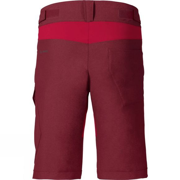 Vaude Mens Tremalzo Cycling Shorts II Salsa