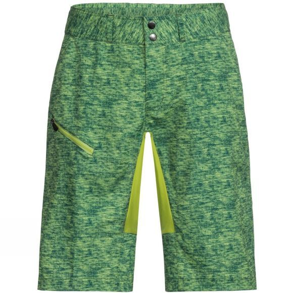 Vaude Mens Ligure Shorts Cactus/Chute Green