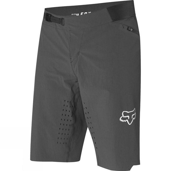 Fox Mens Flexair Short - No Liner Black