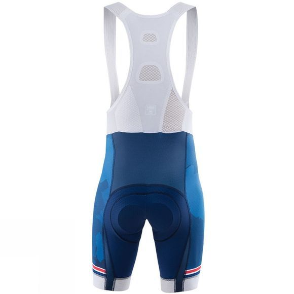 Kalas British Cycling Inspired Men's Bib Shorts Blue