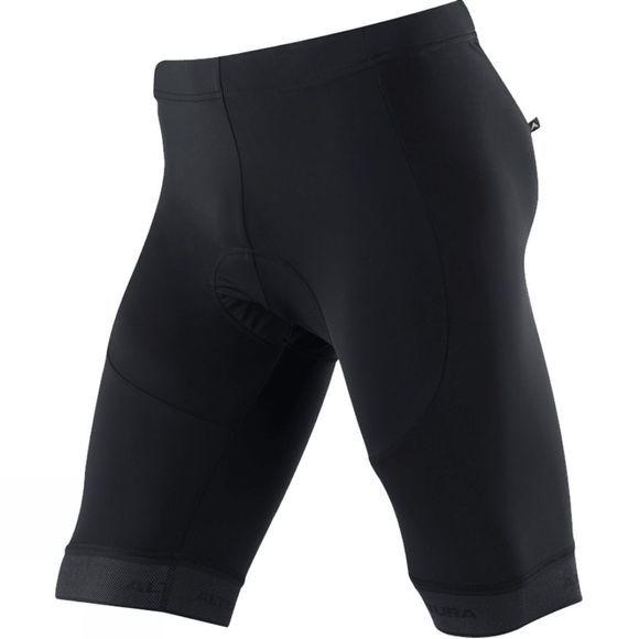 Altura Mens Progel 3 Waist Shorts Black