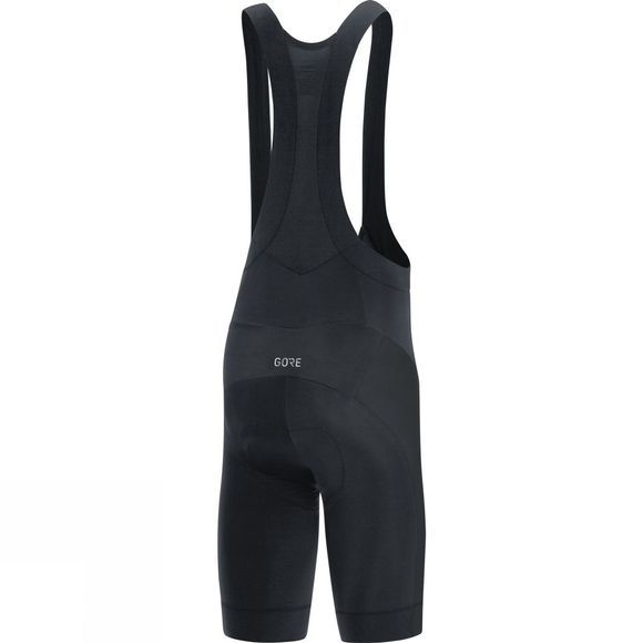 Gore Mens C3 Bib Shorts + Black