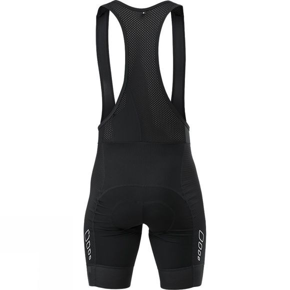 Kalas Mens PURE Bib shorts  Black