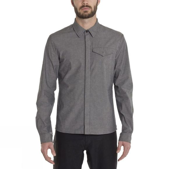 New Road, Men's Long Sleeved Mobility Shirt