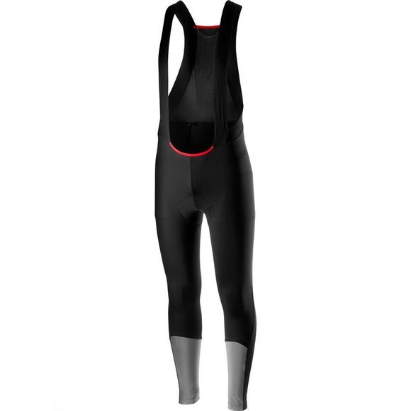 Castelli Mens Nano Flex Pro 2 Bibtight Black