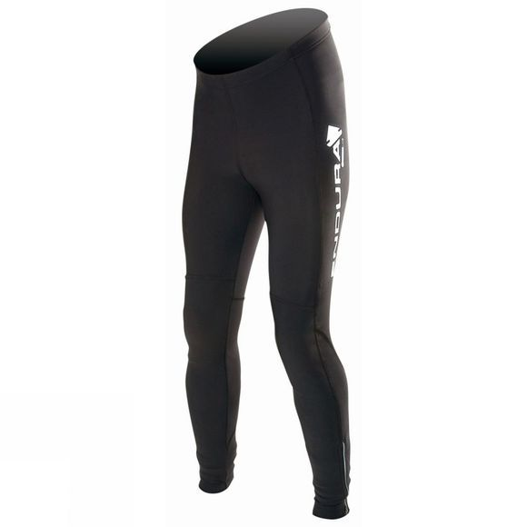 Endura Thermolite Thermal Men's Tight With Pad Black (With Pad)