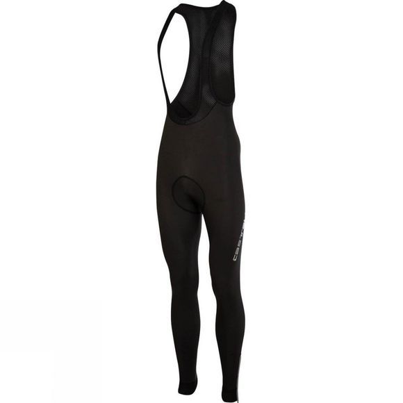 Castelli Mens Nanoflex 2 Bib Tight Black