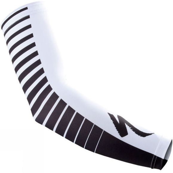 Specialized Arm Warmer White          /Black
