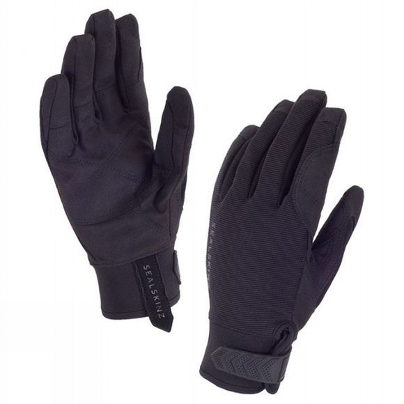SealSkinz Men's Dragon Eye Road Gloves Black
