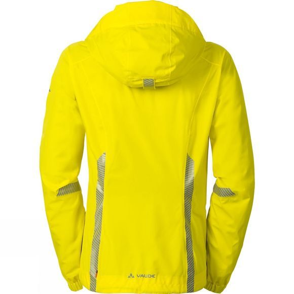 Vaude Womens Luminum Jacket Canary