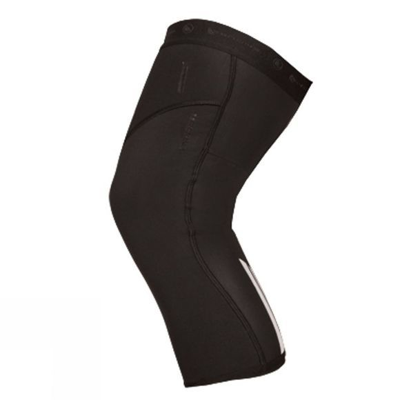 Endura Unisex Windchill II Knee Warmer Black
