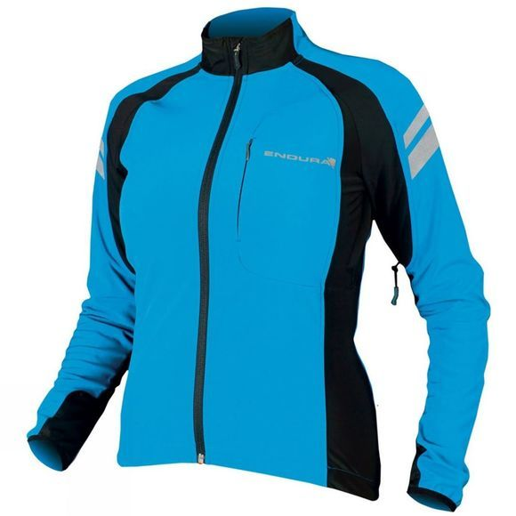 Endura Women's Windchill II Jacket Ultramarine