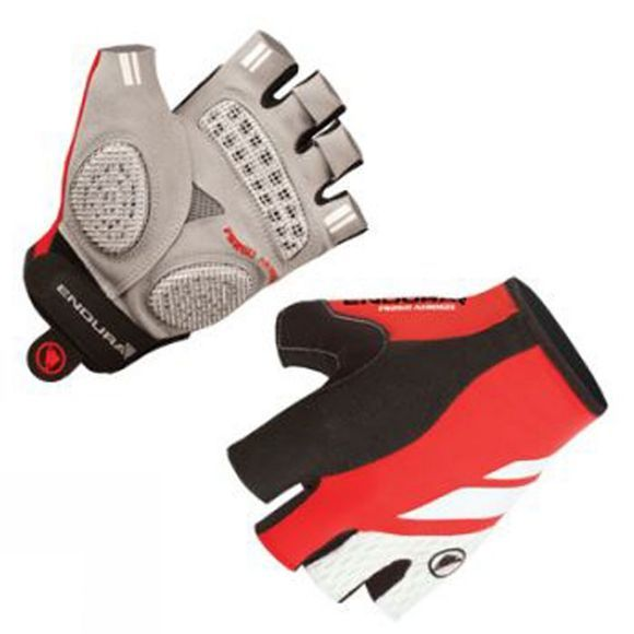 Endura FS260 Aerogel II Mitts Red