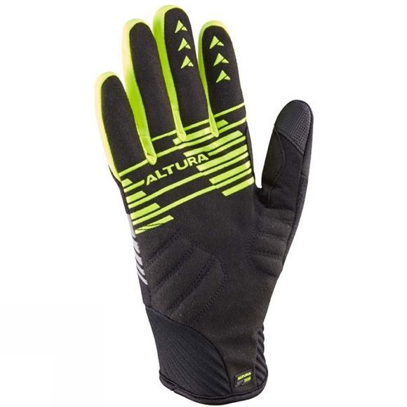 Altura Nightvision 3 Windproof Glove Black/Yellow