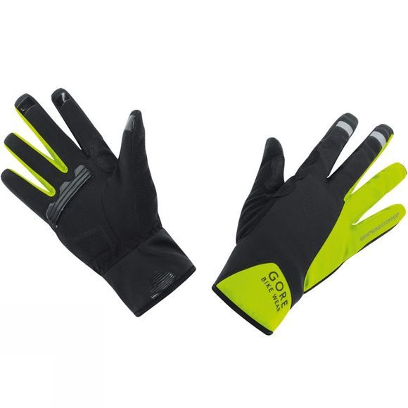 Gore Bikewear POWER GORE® WINDSTOPPER®  Gloves Neon