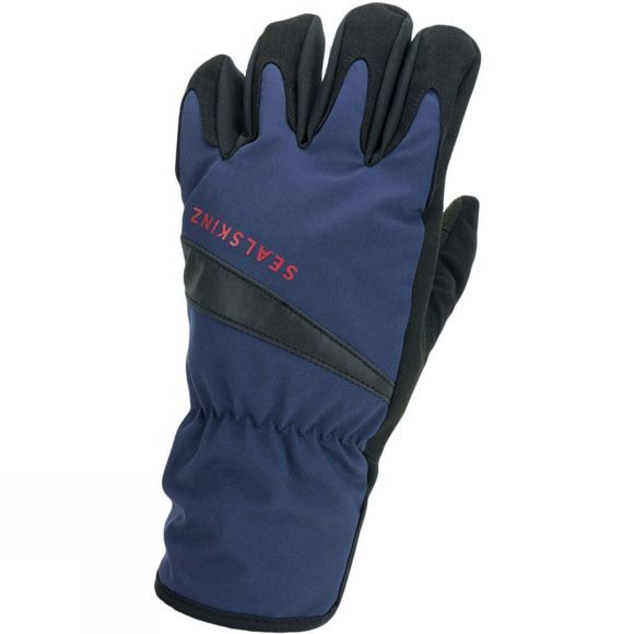 SealSkinz Men's Waterproof All Weather Cycle Glove Navy/Black