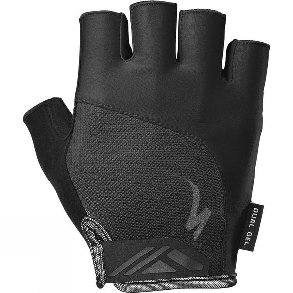 Specialized Body Geometry Dual-Gel Mitt Black
