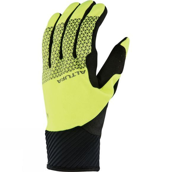 Altura Nightvision 4 Windproof Glove YELLOW/BLACK