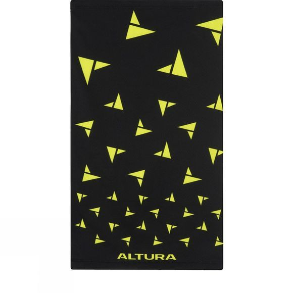 Altura Neckwarmer Black / yellow