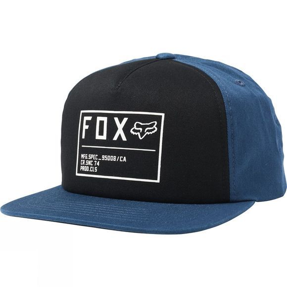 Fox Non Stop Snapback Hat Blue