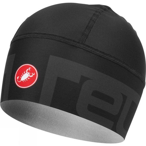 Castelli Viva 2 Thermo Skully Light Black