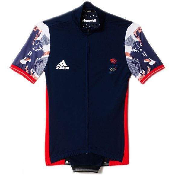 Team GB Women's Replica Training Jersey