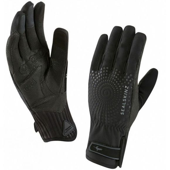 SealSkinz Women's All Weather XP Cycle Glove Black